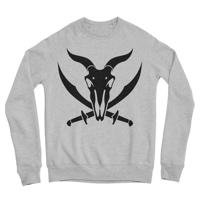 Baphomet Icon Shirt Women's Sponge Fleece Sweatshirt by The Wicked + The Divine