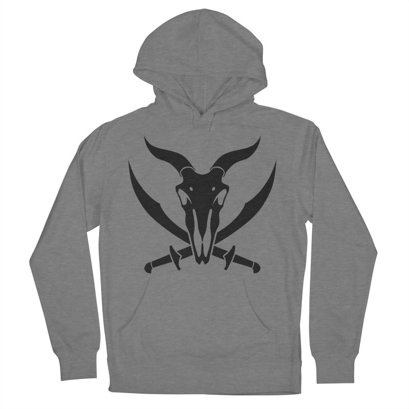 Baphomet Icon Shirt Men's French Terry Pullover Hoody by The Wicked + The Divine