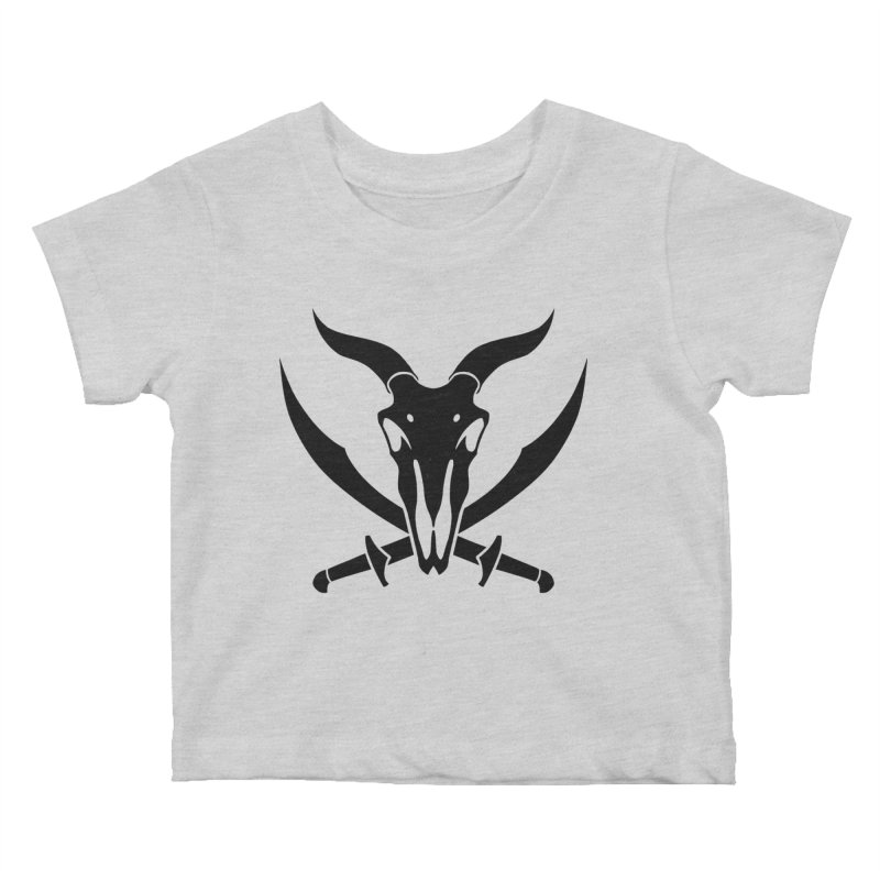 Baphomet Icon Shirt Kids Baby T-Shirt by The Wicked + The Divine