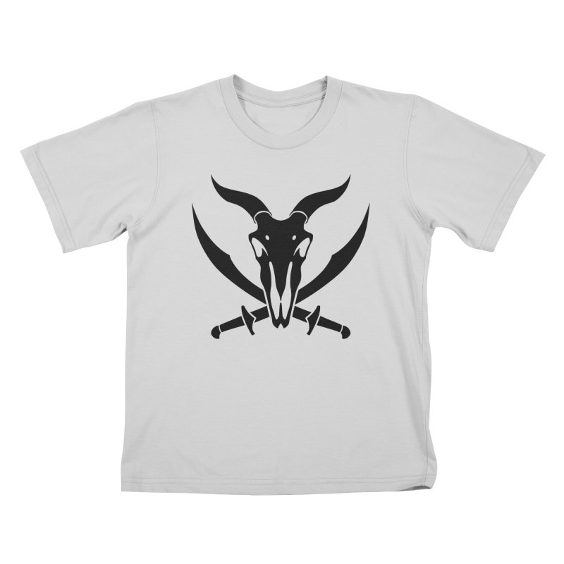Baphomet Icon Shirt Kids T-Shirt by The Wicked + The Divine