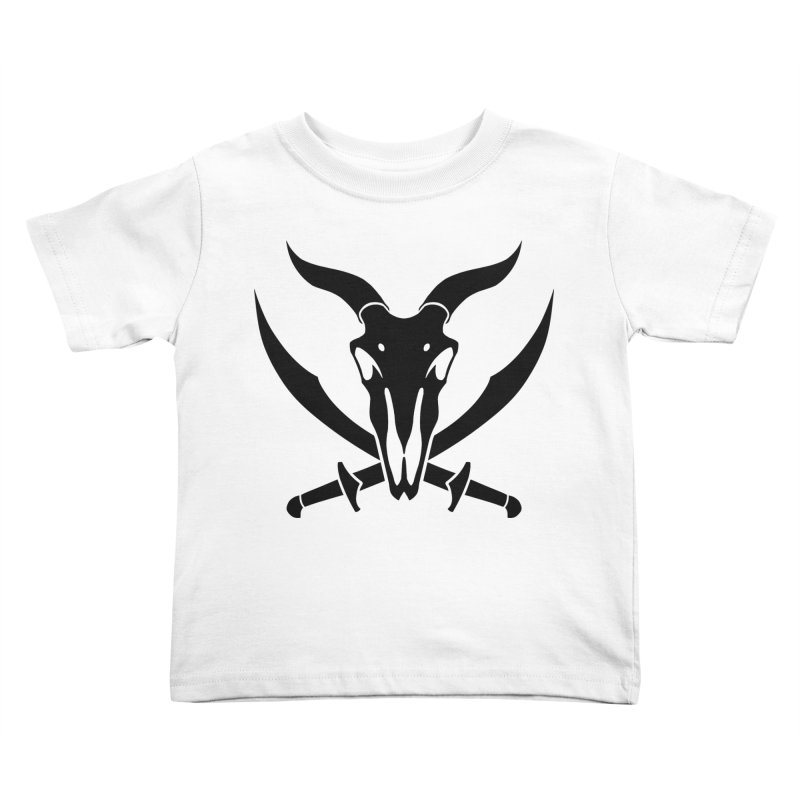 Baphomet Icon Shirt Kids Toddler T-Shirt by The Wicked + The Divine