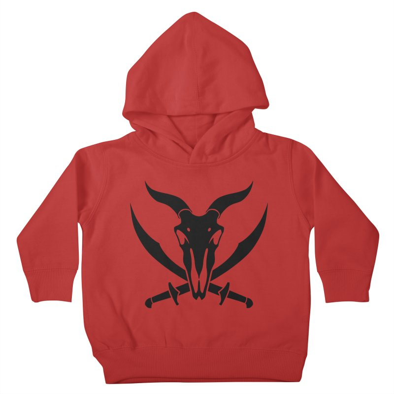 Baphomet Icon Shirt Kids Toddler Pullover Hoody by The Wicked + The Divine