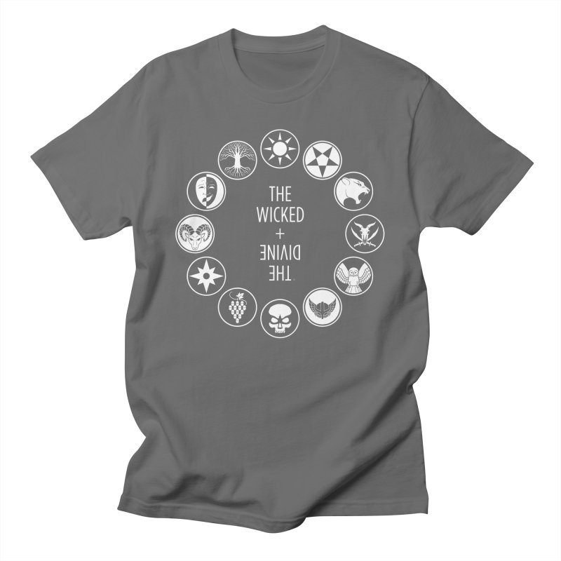 Pantheon Icons Men's T-Shirt by The Wicked + The Divine