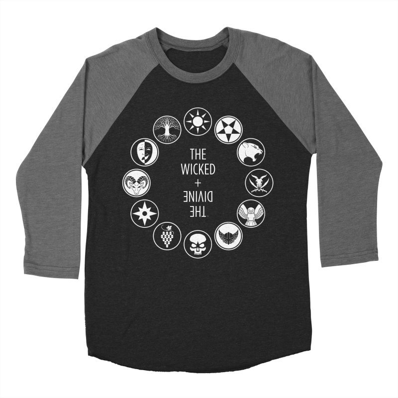 Pantheon Icons Men's Longsleeve T-Shirt by The Wicked + The Divine