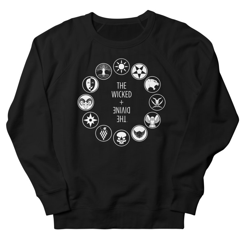 Pantheon Icons Men's Sweatshirt by The Wicked + The Divine