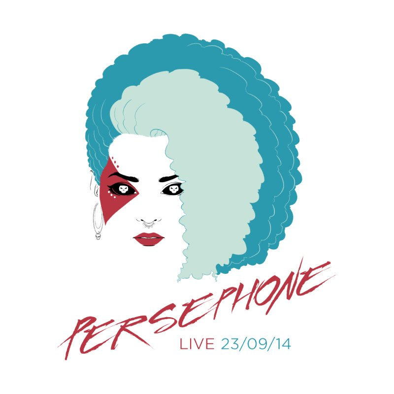Persephone LIVE  Women's T-Shirt by The Wicked + The Divine