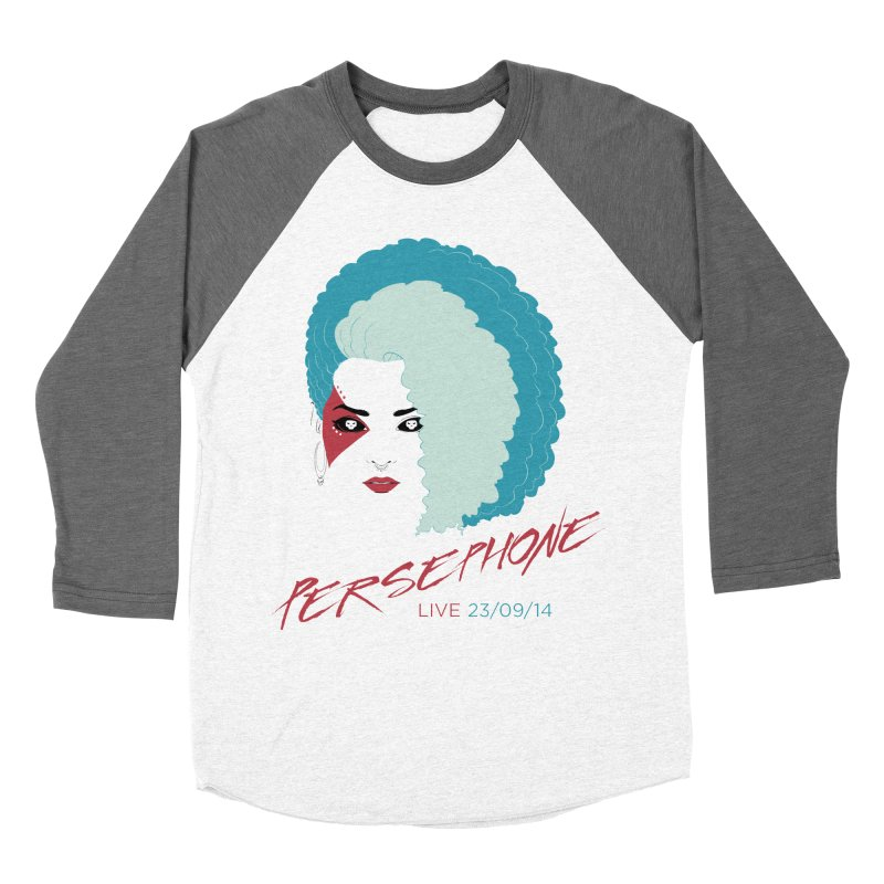Persephone LIVE  Men's Longsleeve T-Shirt by The Wicked + The Divine