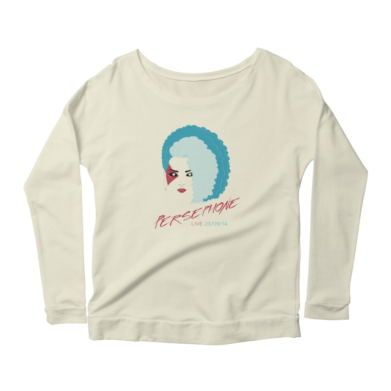Persephone LIVE  Women's Longsleeve T-Shirt by The Wicked + The Divine