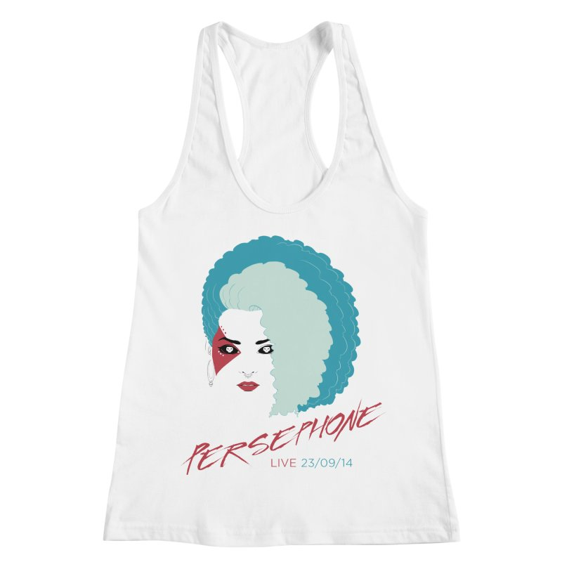 Persephone LIVE  Women's Tank by The Wicked + The Divine
