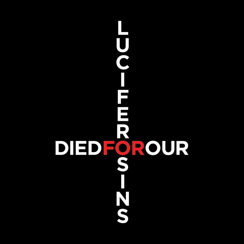 Lucifer Died For Our Sins (dark) by The Wicked + The Divine
