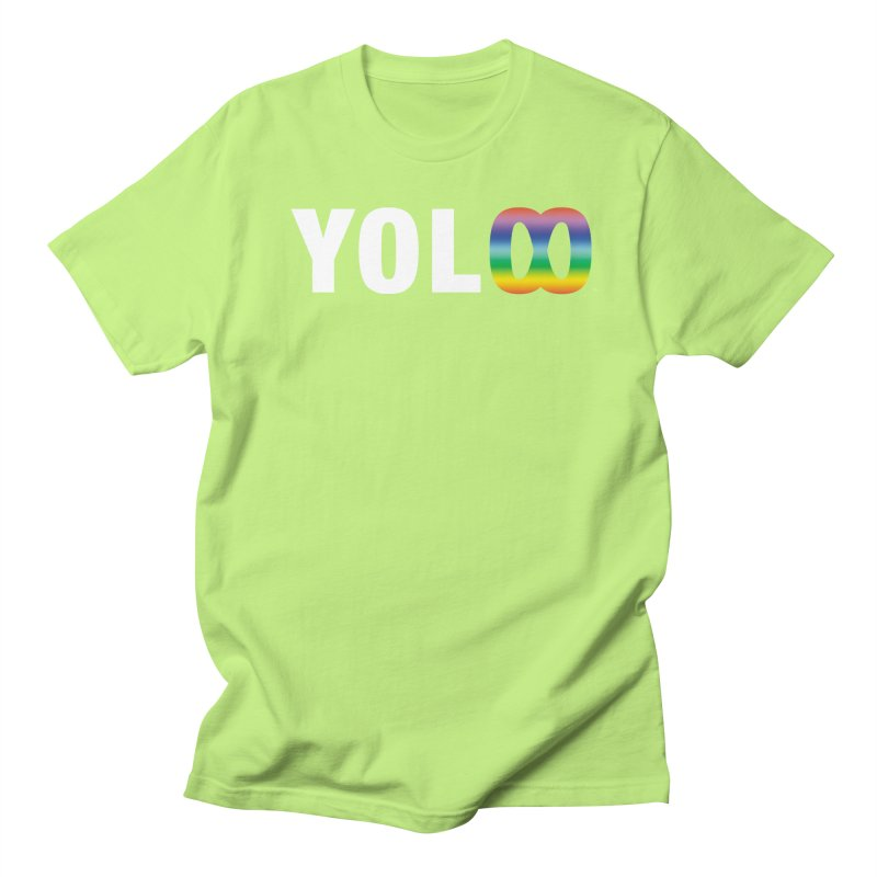 YOL[infinity]  Men's Regular T-Shirt by The Wicked + The Divine