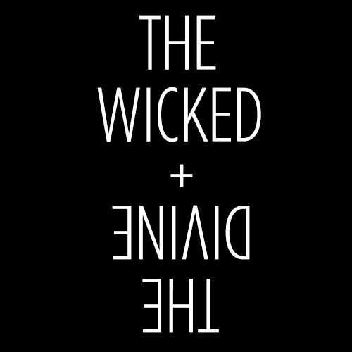 Logo for The Wicked + The Divine