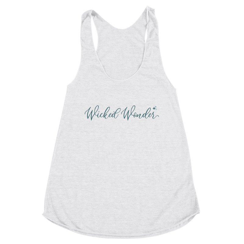 She's a Wicked Wonder Women's Tank by Wicked and Wonder
