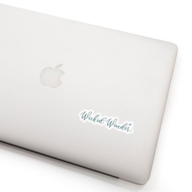 She's a Wicked Wonder Accessories Sticker by Wicked and Wonder