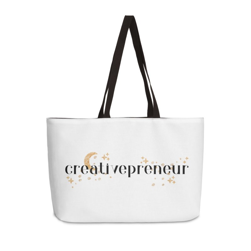 creativepreneur Accessories Weekender Bag Bag by Wicked and Wonder