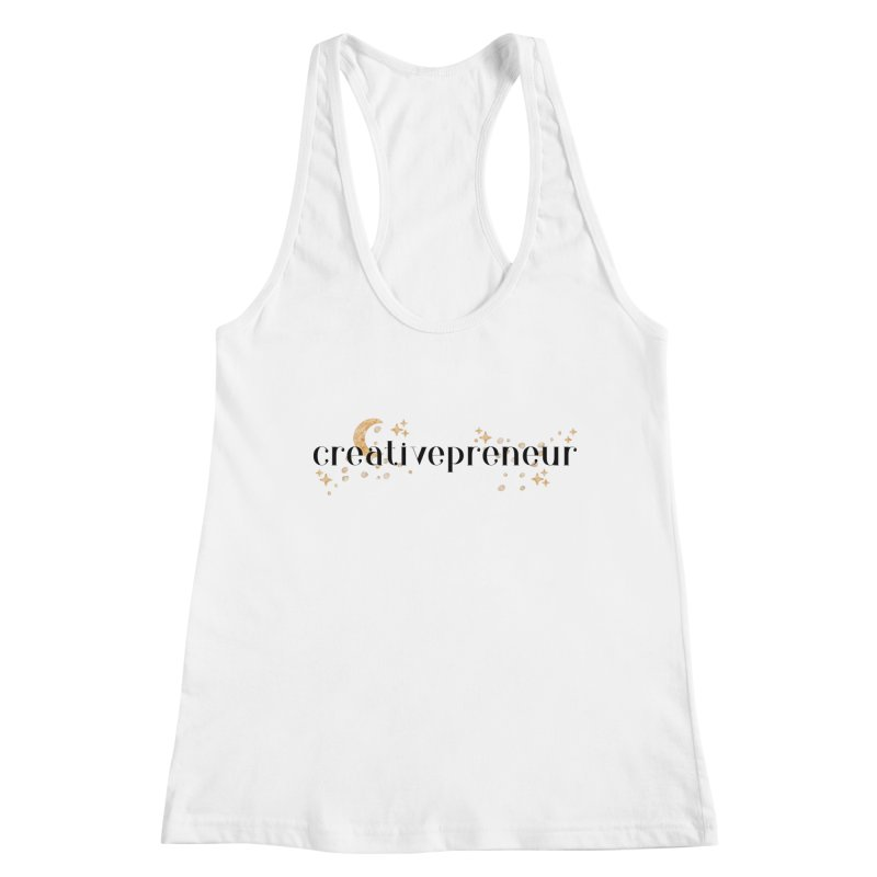 creativepreneur Women's Tank by Wicked and Wonder