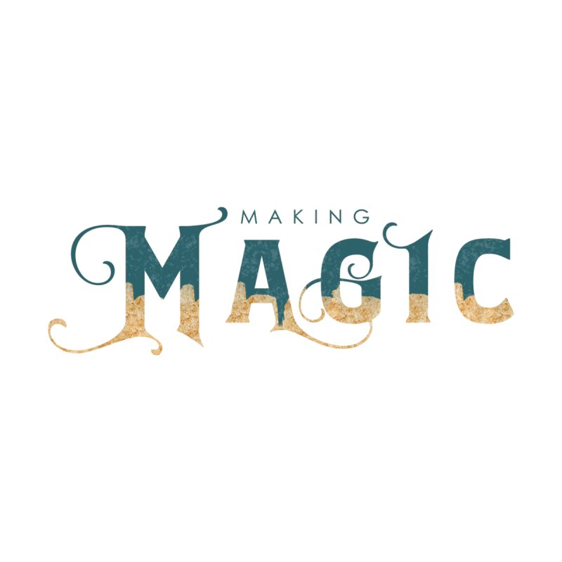 Making Magic Accessories Bag by Wicked and Wonder
