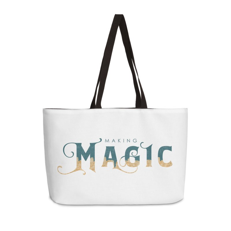 Making Magic Accessories Weekender Bag Bag by Wicked and Wonder