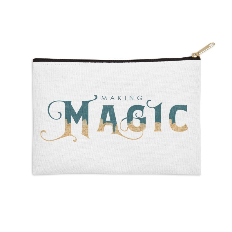 Making Magic Accessories Zip Pouch by Wicked and Wonder