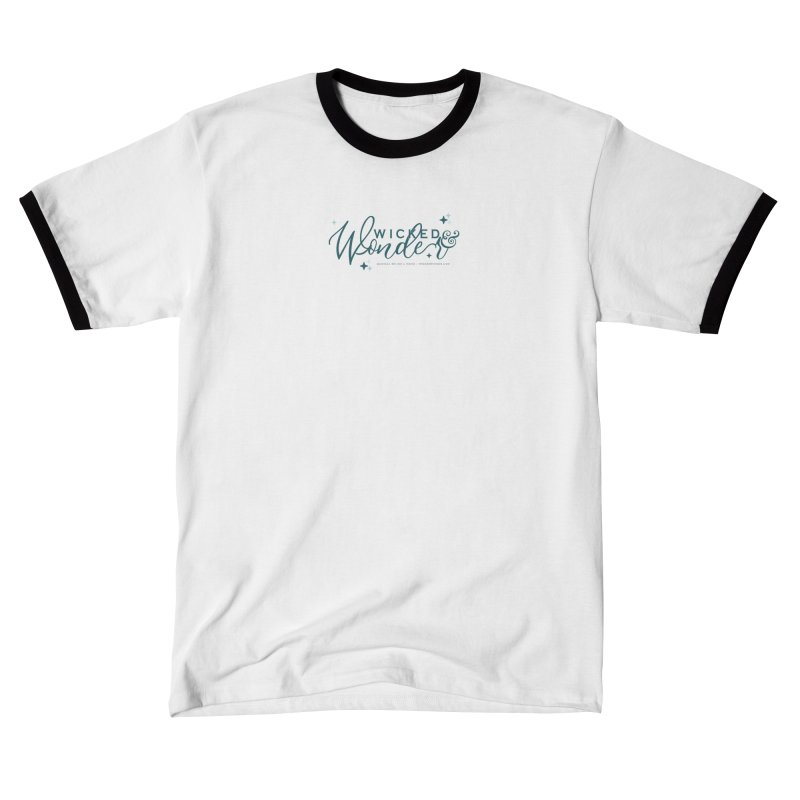 Wicked & Wonder Design Women's T-Shirt by Wicked and Wonder