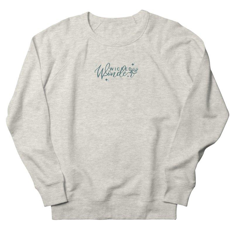Wicked & Wonder Design Men's Sweatshirt by Wicked and Wonder