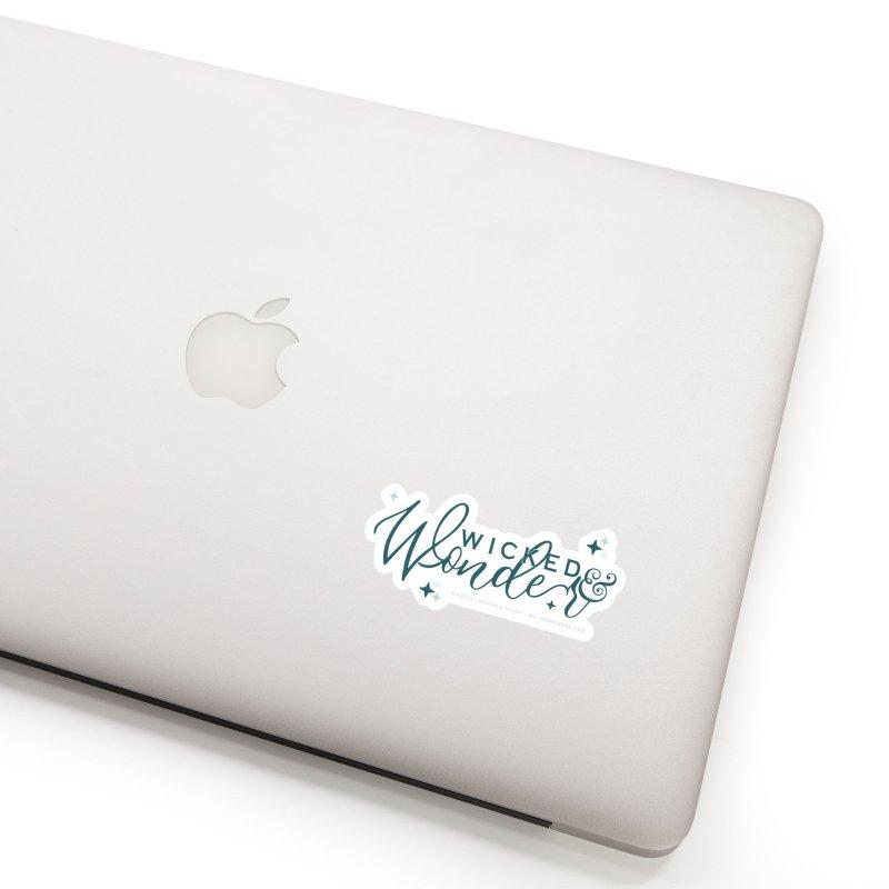 Wicked & Wonder Design Accessories Sticker by Wicked and Wonder