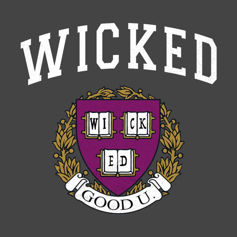 Wicked Smart Men's T-Shirt by The Wicked Good Gaming Shop
