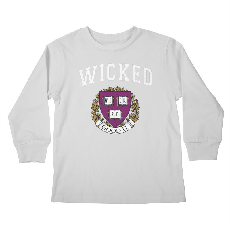 Wicked Smart Kids Longsleeve T-Shirt by The Wicked Good Gaming Shop