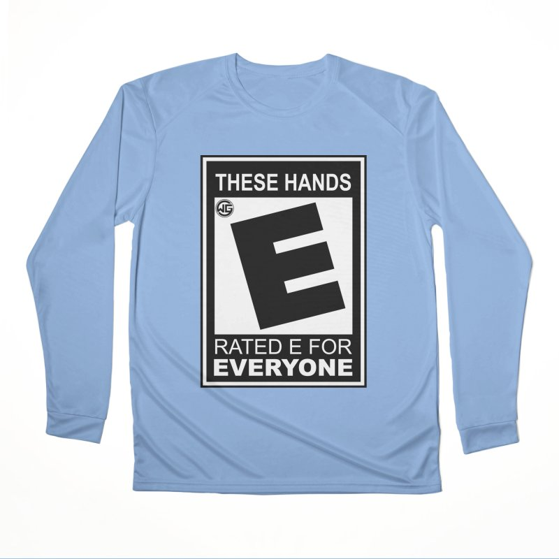 Catch These Hands Women's Longsleeve T-Shirt by The Wicked Good Gaming Shop