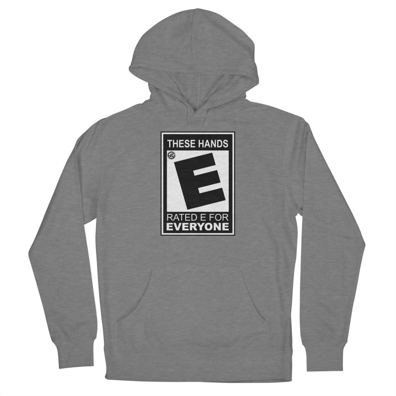 Catch These Hands Women's Pullover Hoody by The Wicked Good Gaming Shop