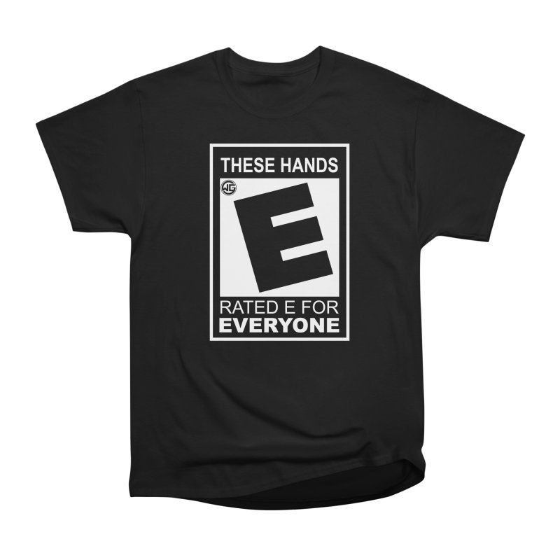 Catch These Hands Men's Heavyweight T-Shirt by The Wicked Good Gaming Shop