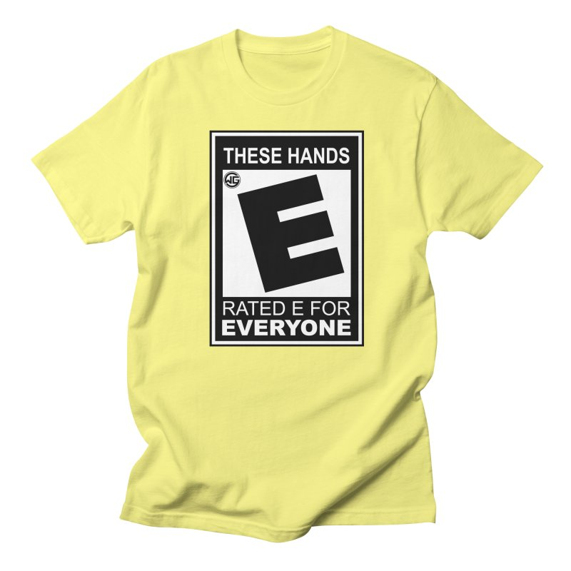 Catch These Hands Men's Regular T-Shirt by The Wicked Good Gaming Shop