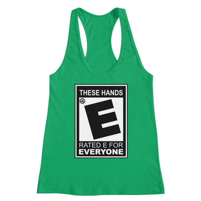 Catch These Hands Women's Tank by The Wicked Good Gaming Shop