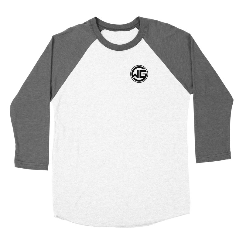 WGG (Black) Women's Longsleeve T-Shirt by The Wicked Good Gaming Shop