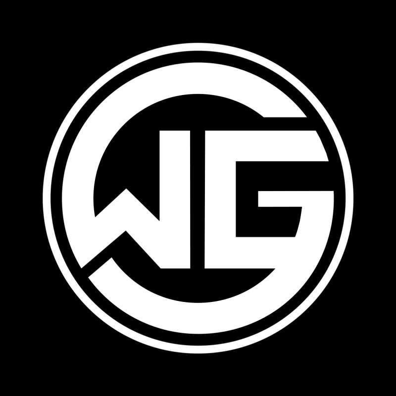 WGG (White) Kids T-Shirt by The Wicked Good Gaming Shop
