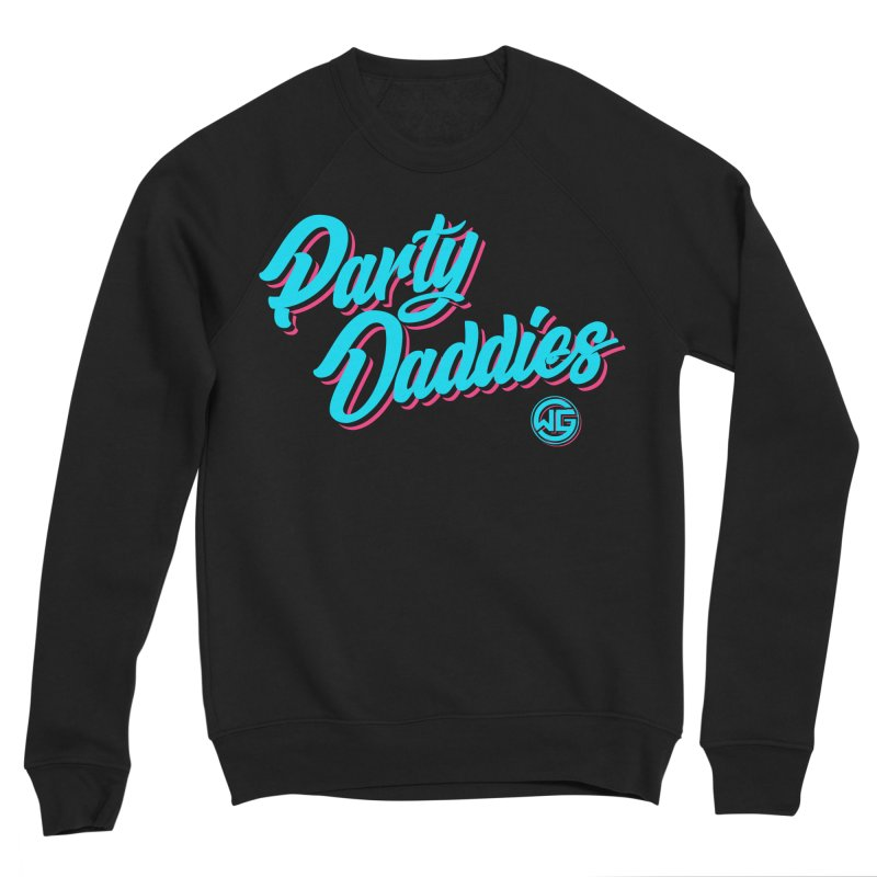 Party Daddies Men's Sweatshirt by The Wicked Good Gaming Shop