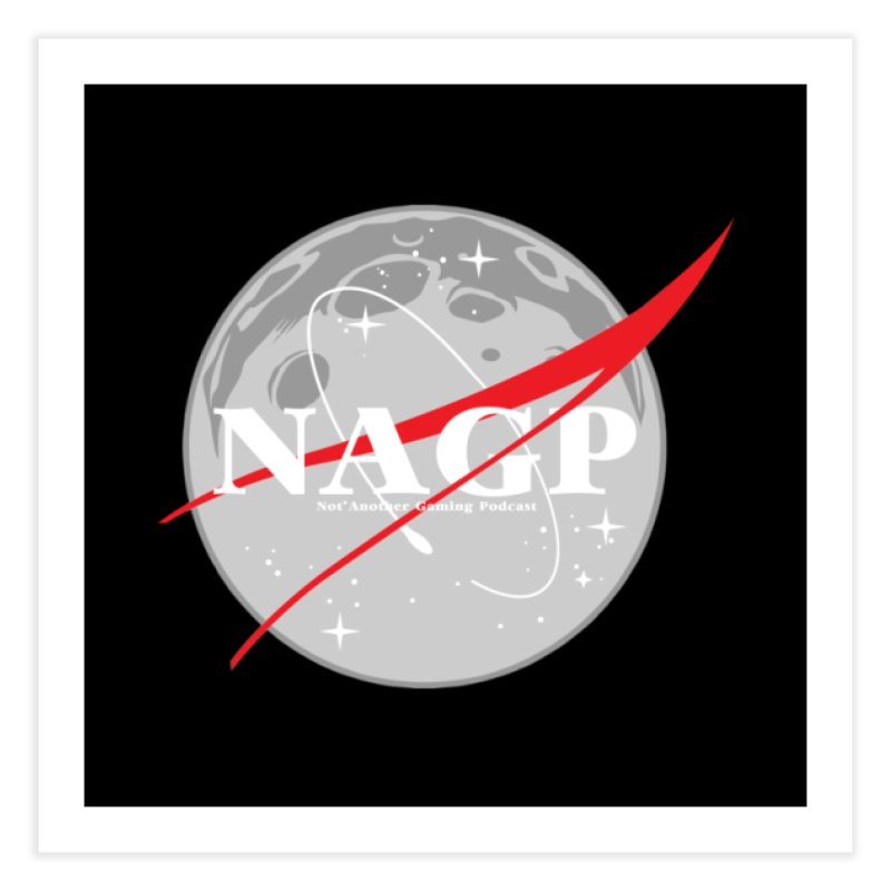 La Luna Home Fine Art Print by The Wicked Good Gaming Shop
