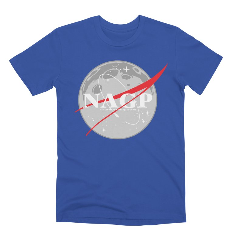 La Luna Men's T-Shirt by The Wicked Good Gaming Shop