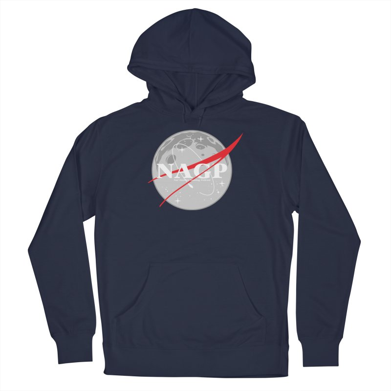 La Luna Men's Pullover Hoody by The Wicked Good Gaming Shop