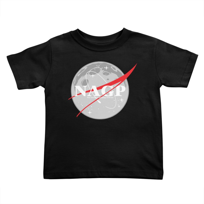 La Luna Kids Toddler T-Shirt by The Wicked Good Gaming Shop