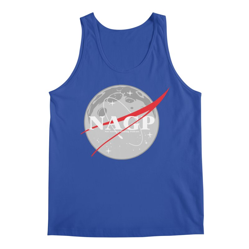 La Luna Men's Tank by The Wicked Good Gaming Shop