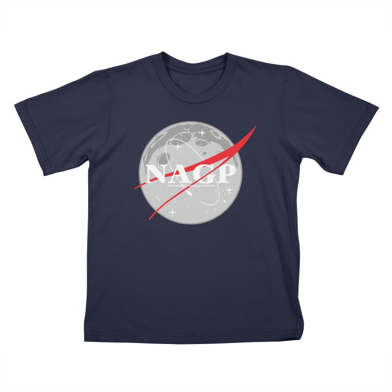 La Luna Kids T-Shirt by The Wicked Good Gaming Shop