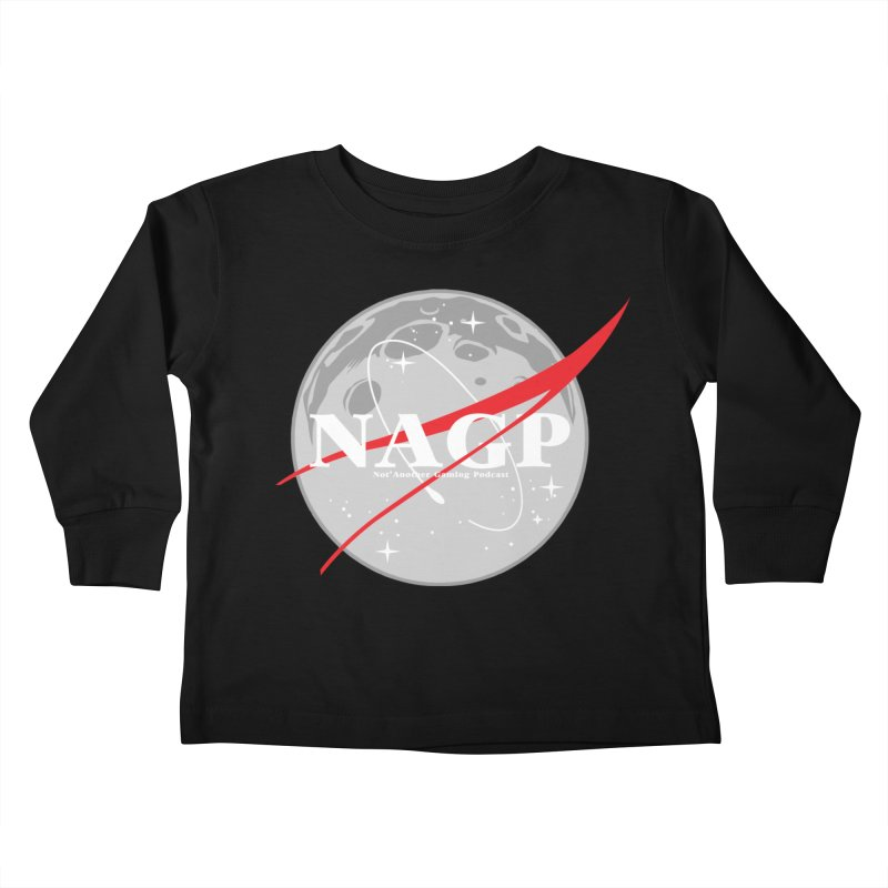 La Luna Kids Toddler Longsleeve T-Shirt by The Wicked Good Gaming Shop