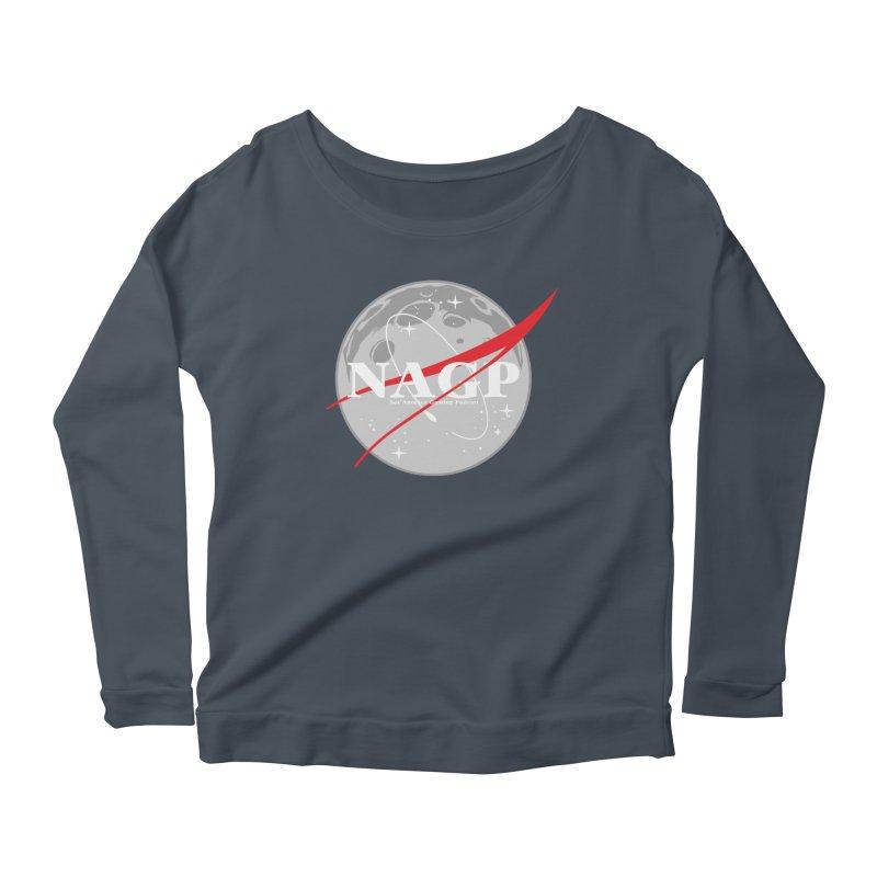 La Luna Women's Longsleeve T-Shirt by The Wicked Good Gaming Shop