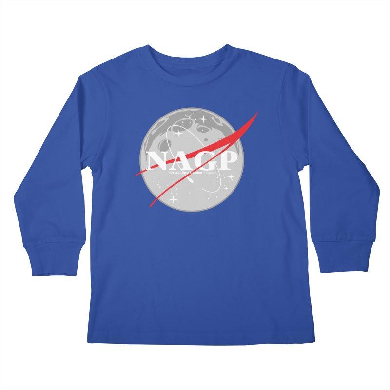 La Luna Kids Longsleeve T-Shirt by The Wicked Good Gaming Shop