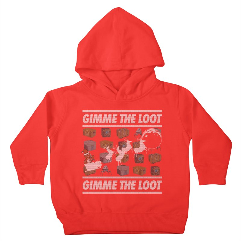 WGG Charity Ugly Sweater 2020 Kids Toddler Pullover Hoody by The Wicked Good Gaming Shop