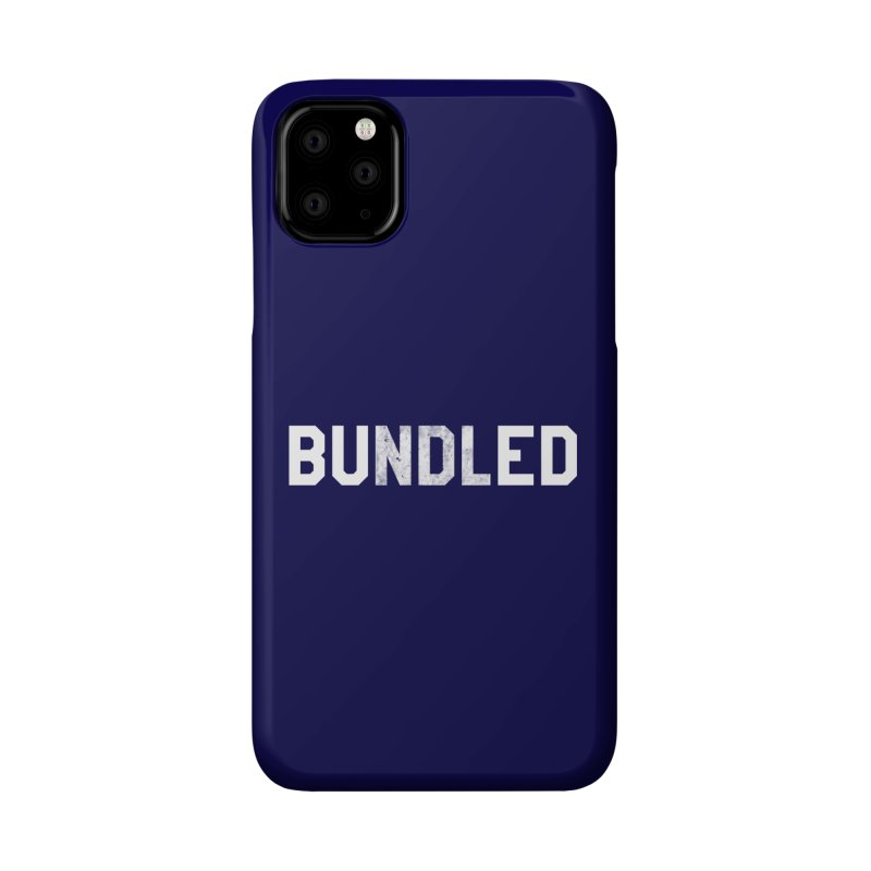 Bundled Accessories Phone Case by The Wicked Good Gaming Shop