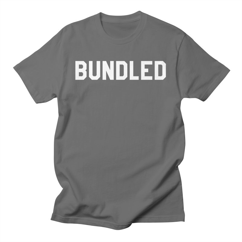 Bundled Men's T-Shirt by The Wicked Good Gaming Shop
