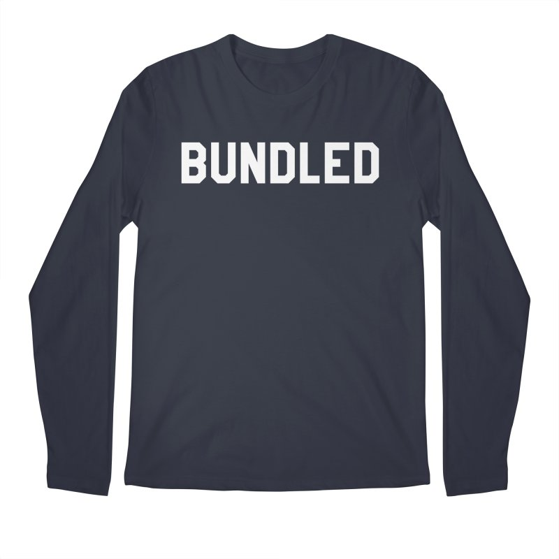 Bundled Men's Longsleeve T-Shirt by The Wicked Good Gaming Shop
