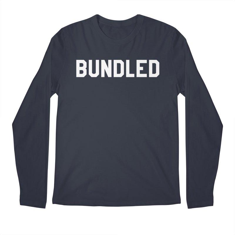 Bundled Men's Regular Longsleeve T-Shirt by The Wicked Good Gaming Shop